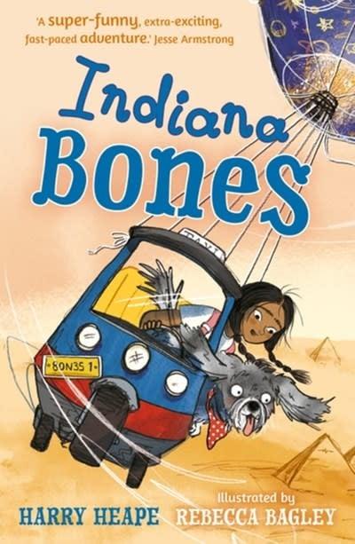 Faber & Faber Indiana Bones