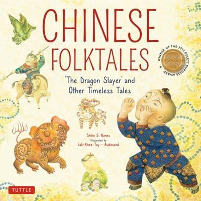Tuttle Publishing Chinese Folktales