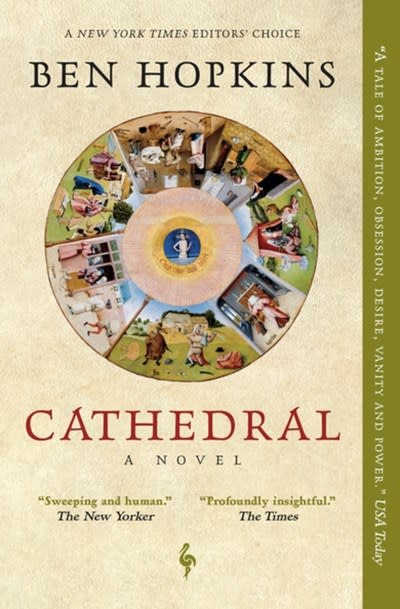 Europa Editions Cathedral