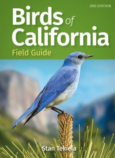 Adventure Publications Birds of California Field Guide