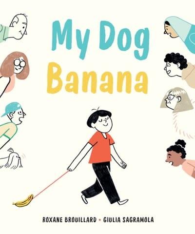 Greystone Kids My Dog Banana