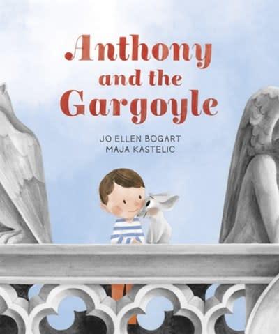 Groundwood Books Anthony and the Gargoyle