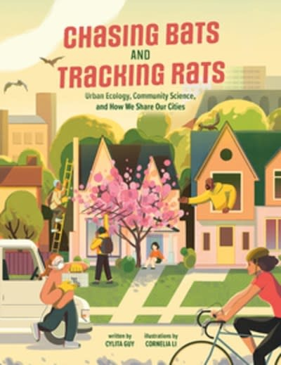 Annick Press Chasing Bats and Tracking Rats