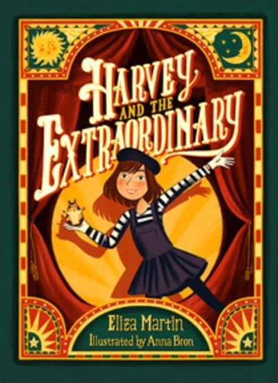 Annick Press Harvey and the Extraordinary