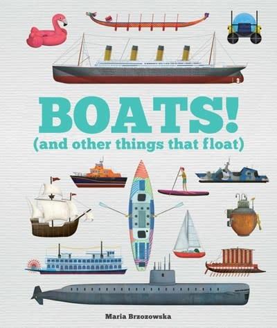 Welbeck Children's Boats!