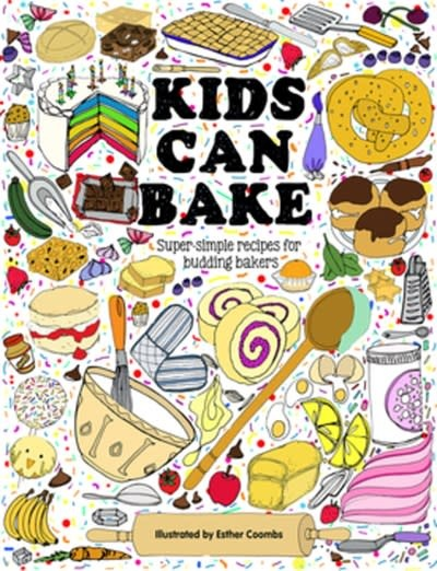 Button Books Kids Can Bake: Super Simple Recipes for Budding Bakers