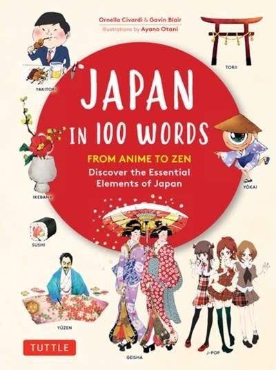 Tuttle Publishing Japan in 100 Words
