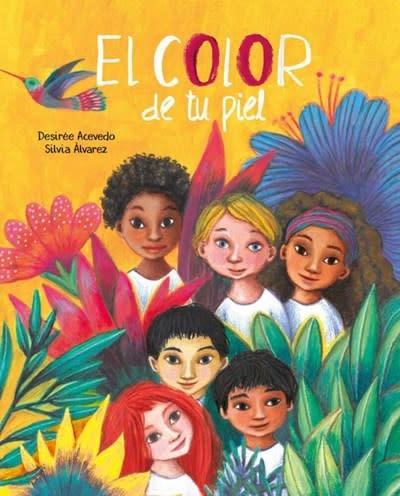 Cuento de Luz El color de tu piel (The Color of Your Skin)