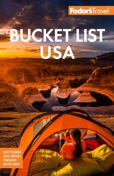 Fodor's Travel Fodor's Bucket List USA