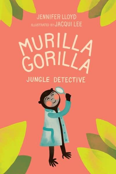 Simply Read Books Murilla Gorilla, Jungle Detective