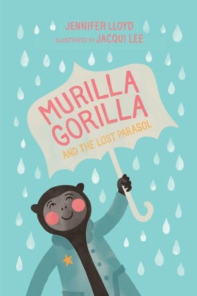 Simply Read Books Murilla Gorilla and the Lost Parasol