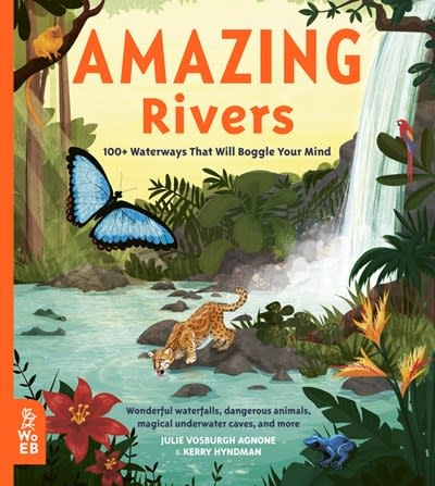 What on Earth Books Amazing Rivers