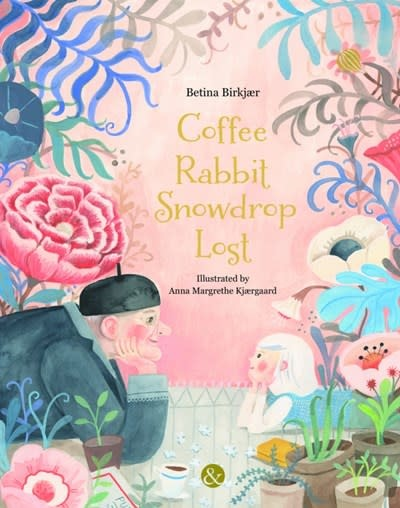 Enchanted Lion Books Coffee, Rabbit, Snowdrop, Lost