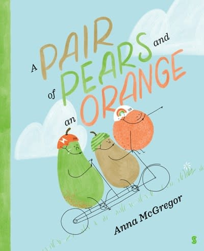 Scribble US A Pair of Pears and an Orange