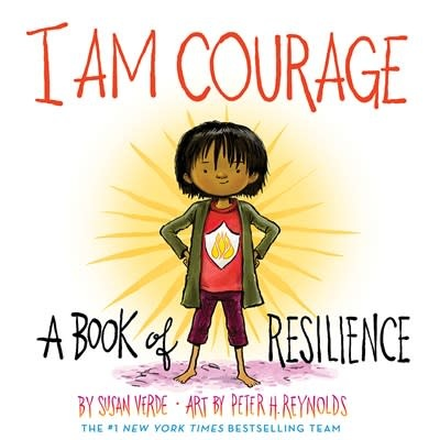 Abrams Books for Young Readers I Am Courage