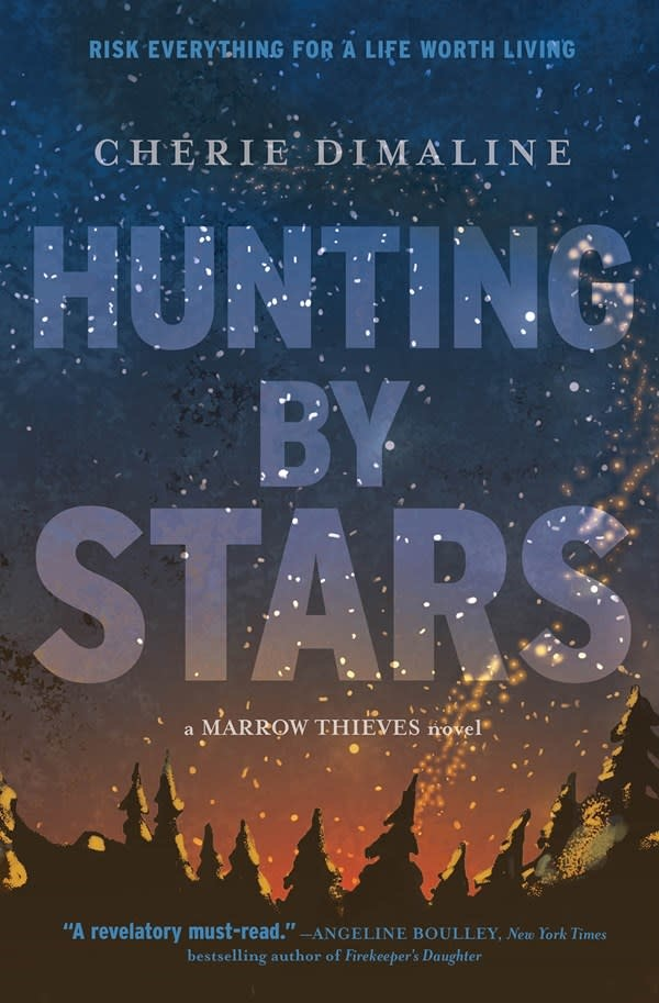 Amulet Books Hunting by Stars (A Marrow Thieves Novel)