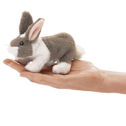 Folkmanis Mini Bunny Rabbit (Finger Puppet)