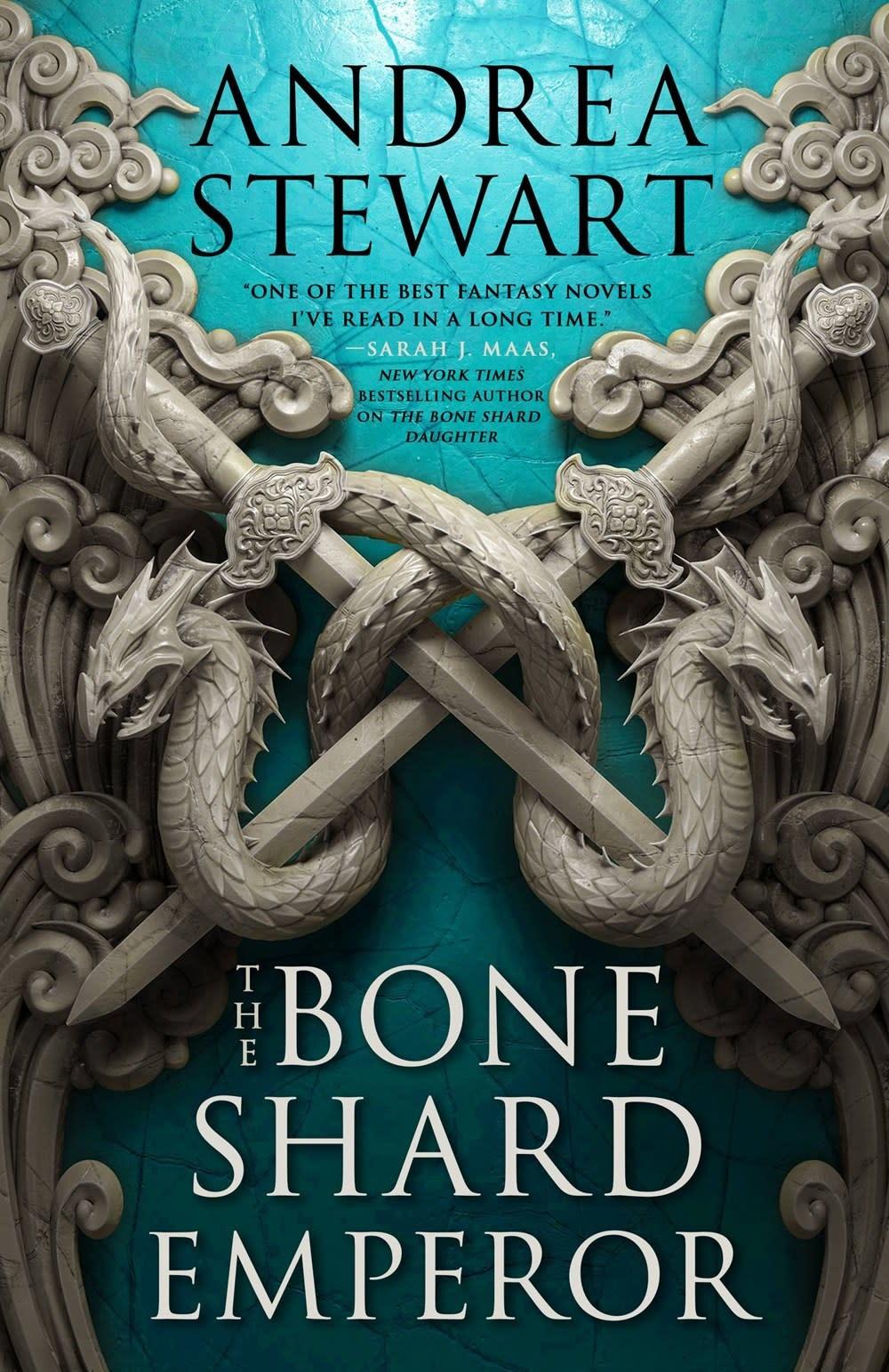 Orbit The Drowning Empire #2 The Bone Shard Emperor