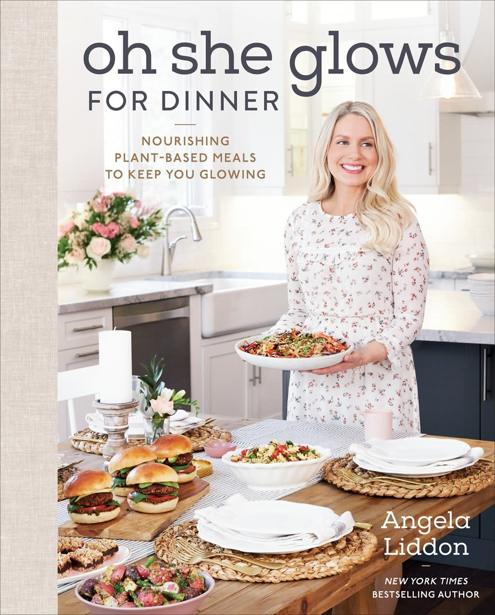 Avery Oh She Glows for Dinner: Nourishing Plant-Based Meals to Keep You Glowing