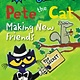HarperCollins Pete the Cat: Making New Friends (I Can Read!, Lvl 1)