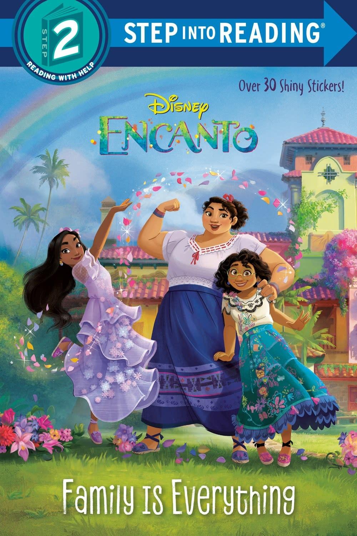 RH/Disney Disney Encanto: Family is Everything (Step-into-Reading, Lvl 2)