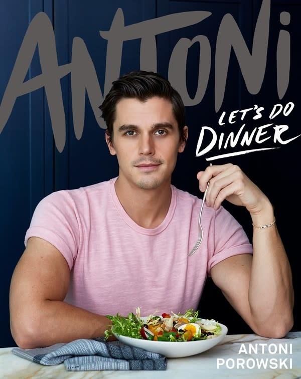 Mariner Books Antoni: Let's Do Dinner