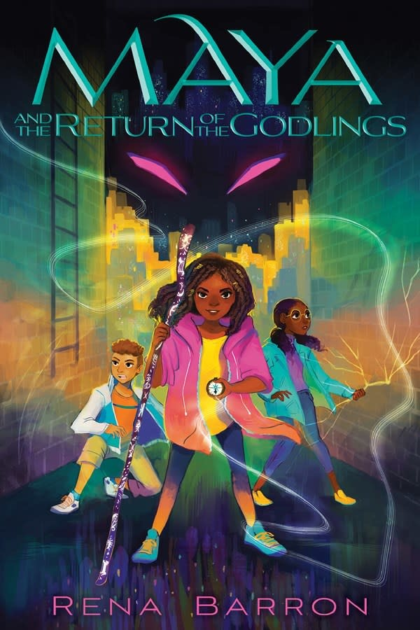 Clarion Books Maya and the Return of the Godlings
