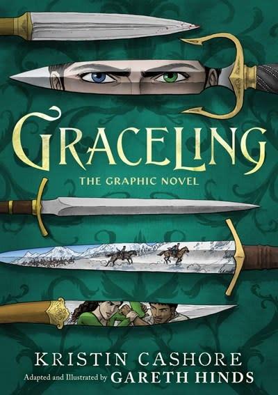 Etch/Clarion Books Graceling (Graphic Novel)