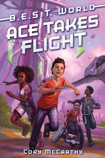 Clarion Books Ace Takes Flight