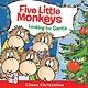 Clarion Books Five Little Monkeys Looking for Santa