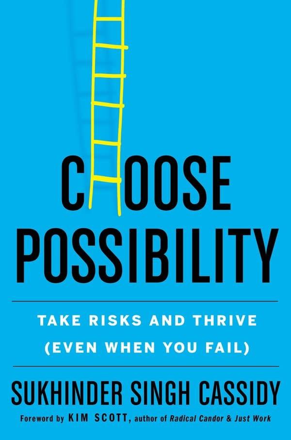 Mariner Books Choose Possibility