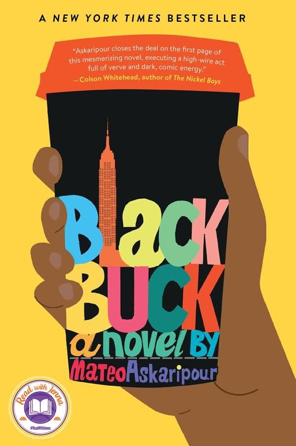 Mariner Books Black Buck: A novel