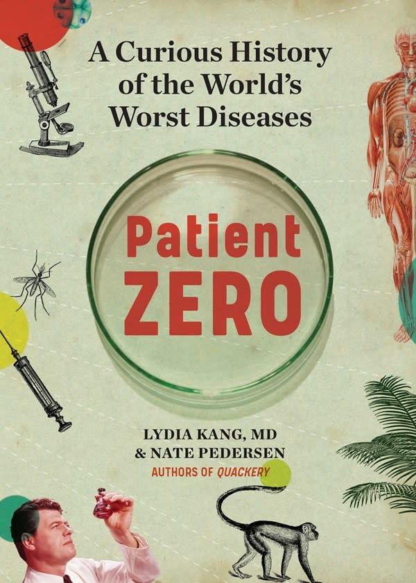 Workman Publishing Company Patient Zero