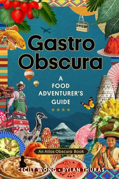 Workman Publishing Company Gastro Obscura