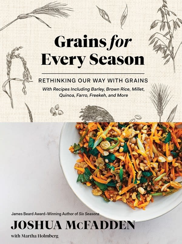 Artisan Grains for Every Season: Rethinking Our Way with Grains