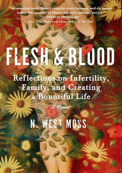 Algonquin Books Flesh & Blood
