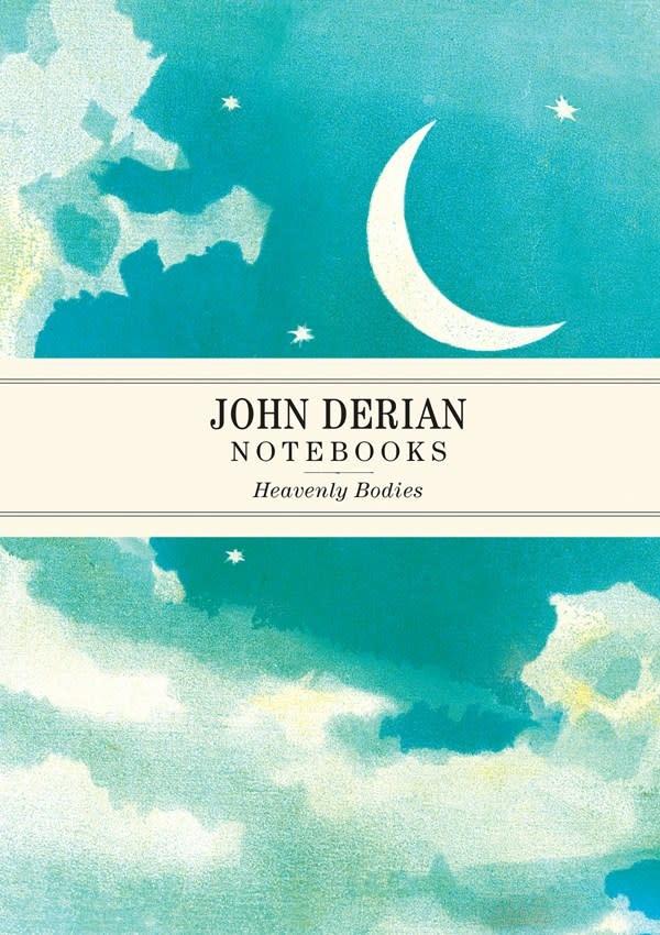 Artisan John Derian Paper Goods: Heavenly Bodies Notebooks