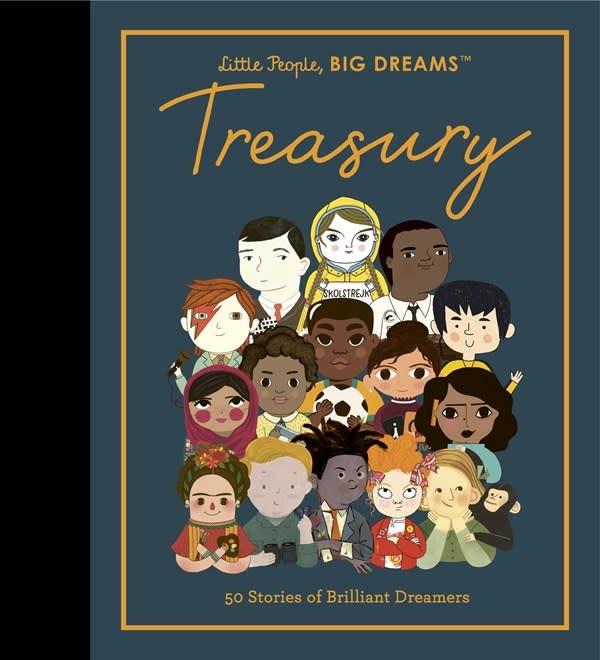 Frances Lincoln Children's Books Little People, BIG DREAMS: Treasury