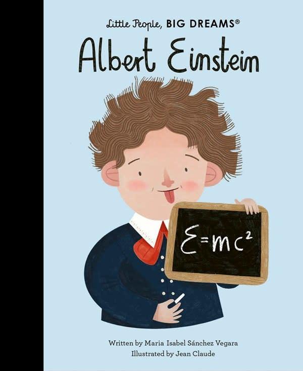 Frances Lincoln Children's Books Albert Einstein