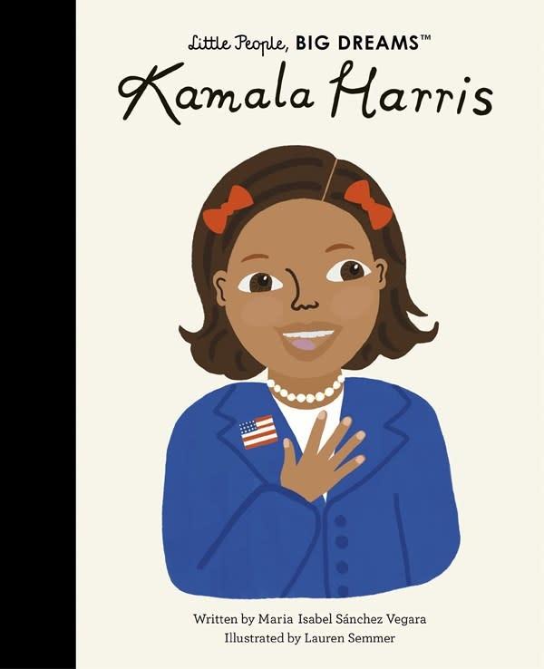 Frances Lincoln Children's Books Kamala Harris
