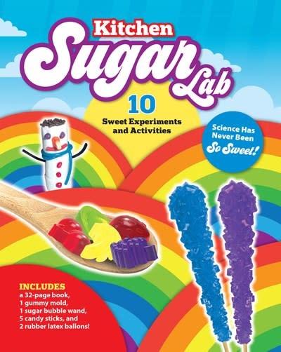 becker&mayer! kids Kitchen Sugar Lab