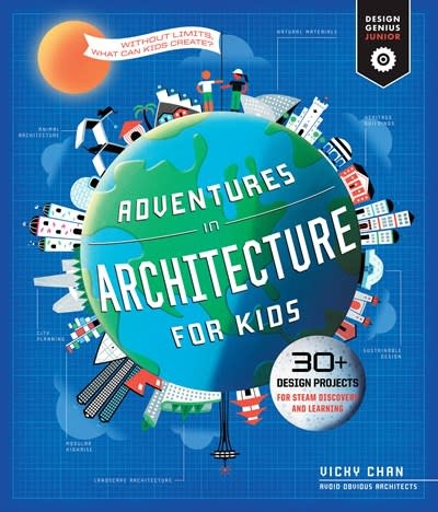 Rockport Publishers Adventures in Architecture for Kids