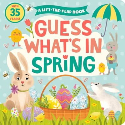 Clever Publishing Guess What's in Spring
