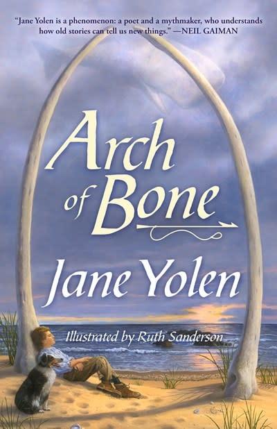 Tachyon Publications Arch of Bone