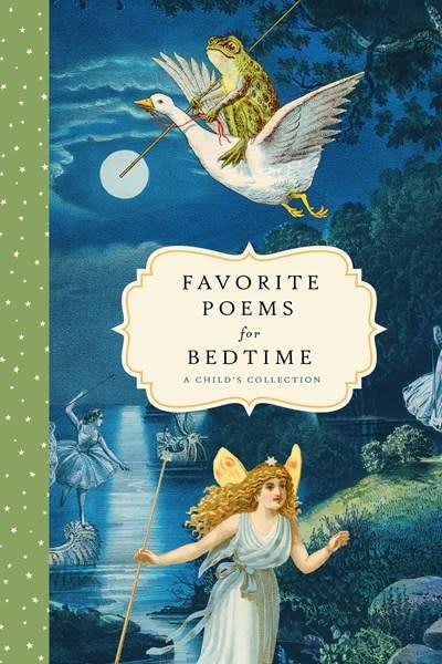 Bushel & Peck Books Favorite Poems for Bedtime