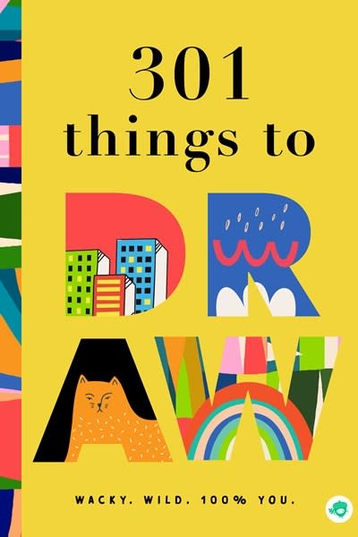 Bushel & Peck Books 301 Things to Draw