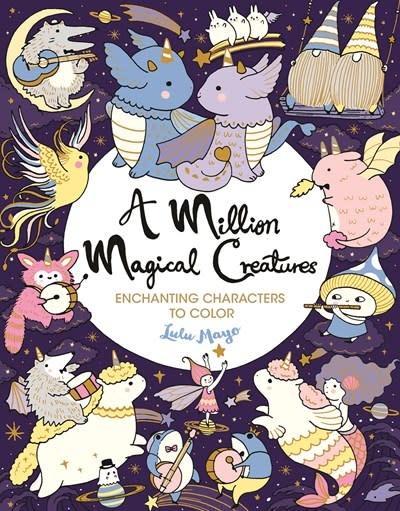 Lark Crafts A Million Magical Creatures