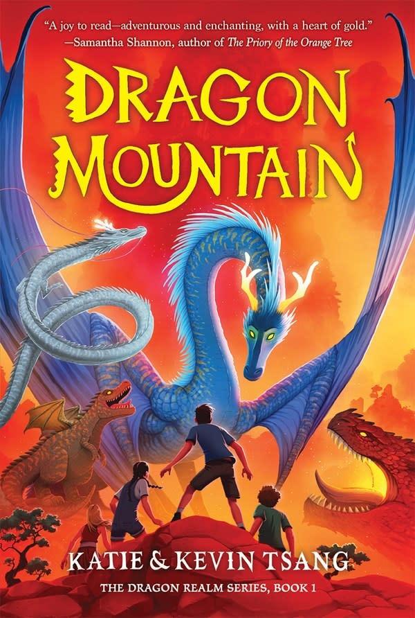 Sterling Children's Books Dragon Mountain