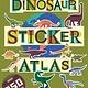 Scribblers Dinosaur Sticker Atlas