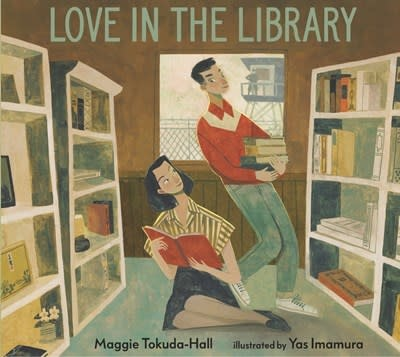 Candlewick Love in the Library